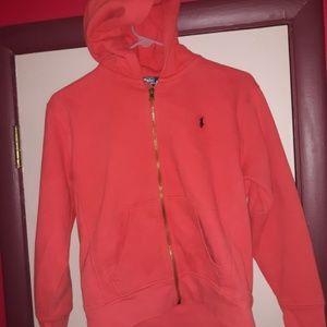 Kids Ralph Lauren Polo hoodie